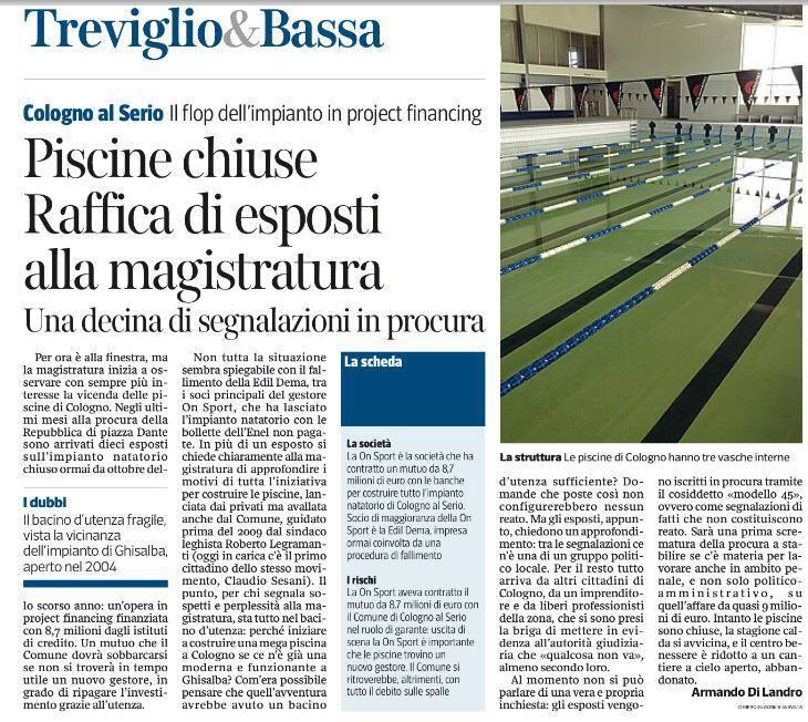 Corriere della Sera, 7 aprile