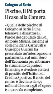 Corriere 26 luglio