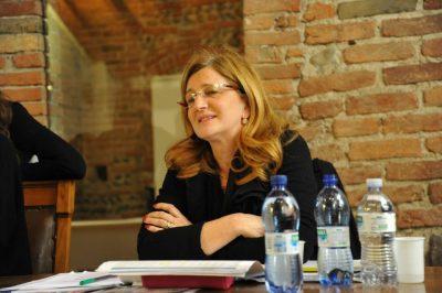 L'onorevole Elena Carnevali, relatrice del disegno di legge sul Dopo di noi